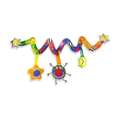 Manhattan Toy® Whoozit Lights & Sounds Spiral