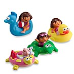 Munchkin® Dora the Explorer Bath Squirters