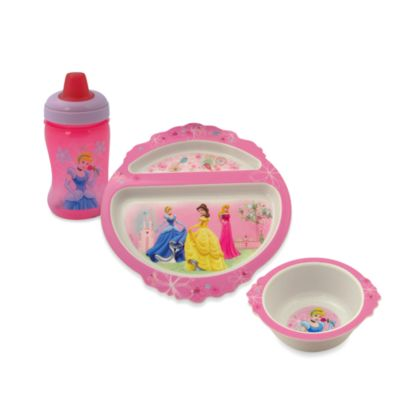 Disney Princess 8-Inch Plate