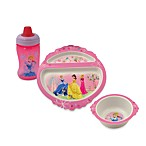 The First Years by Tomy Disney Princess Tableware
