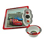 The First Years by Tomy Disney Pixar's Cars Dinnerware