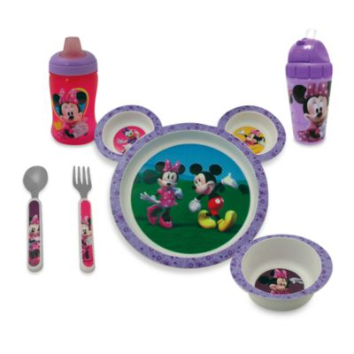 Minnie Mouse Clubhouse 8 1/4-Inch Plate