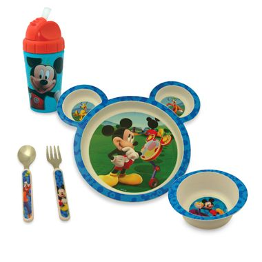 Mickey Mouse Clubhouse 9-Ounce Insulated Straw Cup