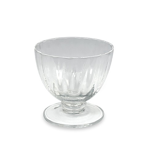Aldridge Clear 10-Ounce Dessert Coupe