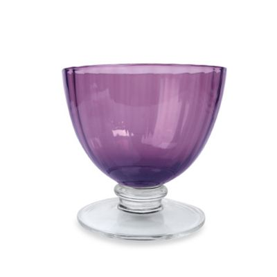Aldrich Purple 10-Ounce Dessert Coupe