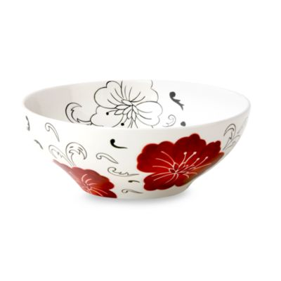 Laura Ceramic Serving Bowl