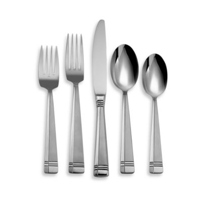 Oneida® 45-Piece Flatware Set in Amsterdam