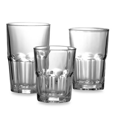 Libbey Glass Everyday Drinkware