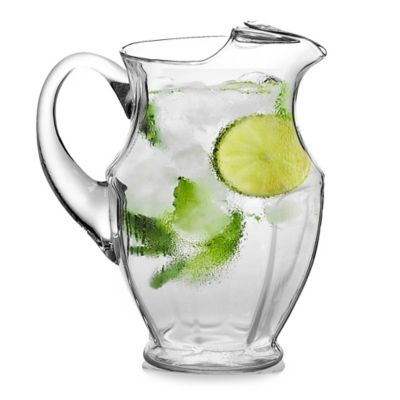 Libbey® Gibraltar 87.8-Ounce Glass Pitcher
