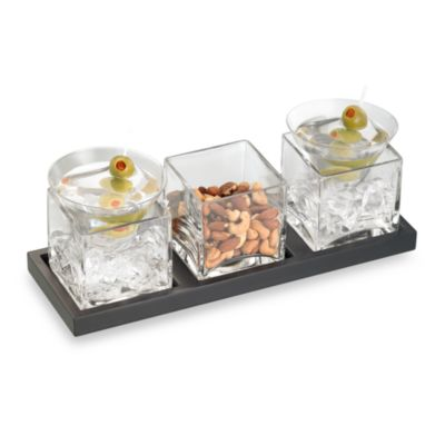 Artland® Happy-Hour in -Line 6-Piece Barware Set