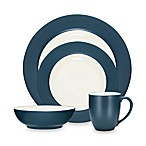 Noritake® Colorwave Blue Rim Dinnerware