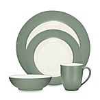 Noritake® Colorwave Green Rim Dinnerware