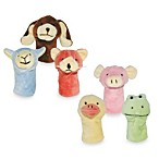 green sprouts® by i play.® Organic Farm Finger Puppets