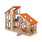 PlanToys® Chalet with Furniture