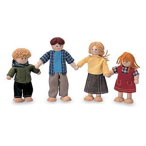 PlanToys® Doll Family