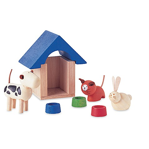 PlanToys® Pets & Pet House