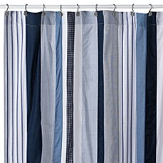 Nantucket Dream Fabric Shower Curtain