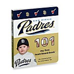 San Diego Padres 101 in My First Team Board Books™