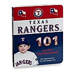 Texas Rangers 101 in My First Team Board Books™