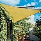 Coolaroo® Desert Sand Triangle Shade Sail