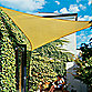 Coolaroo® Triangular Shade Sails in Desert Sand