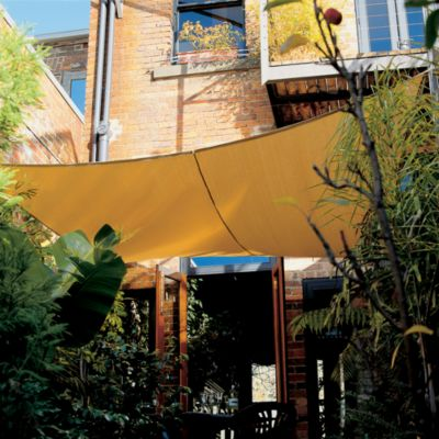 Coolaroo® Square Shade Sails