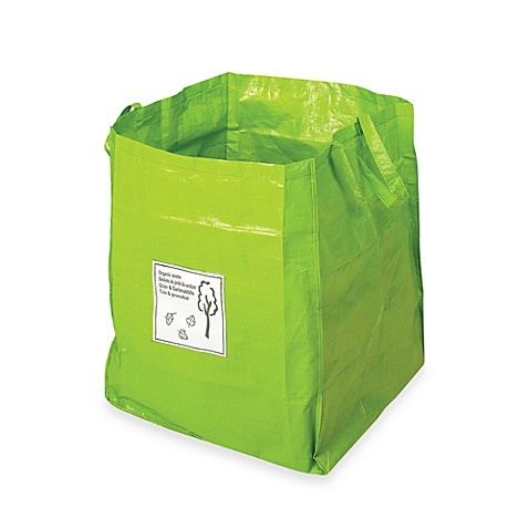Yard Clippings Recycling Bag