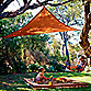 Coolaroo® 9-Foot 10-Inch Party Sail in Orange