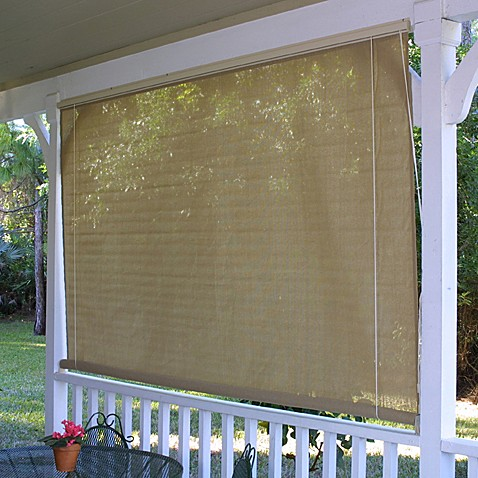 Coolaroo exterior sun shades home design Cordless exterior sun shades