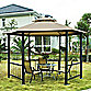 Coolaroo® Victoria 10-Foot Hexagonal Gazebo