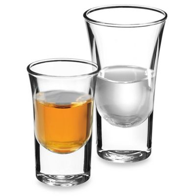 Dishwasher Safe Shot Glasses