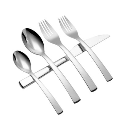 Gourmet Settings Symphony 20-Piece Flatware Set
