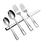 Gourmet Settings Soprano 20-Piece Flatware Set