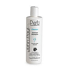 John Paul Pet 16-Ounce Oatmeal Shampoo