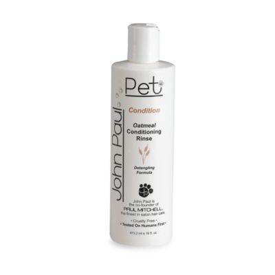 John Paul Pet 16-Ounce Oatmeal Conditioner