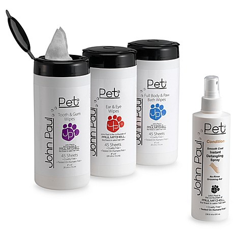 John Paul Pet Hair & Body Cleansing Products