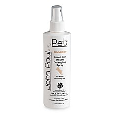 John Paul Pet 8-Ounce Instant Detangling Spray