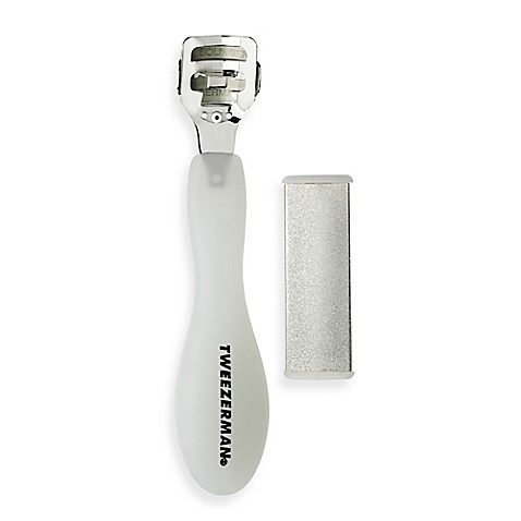 Tweezerman® Spa™ Callus Shaver with Rasp