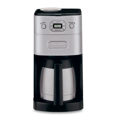 Metallic Stainless Coffee Maker