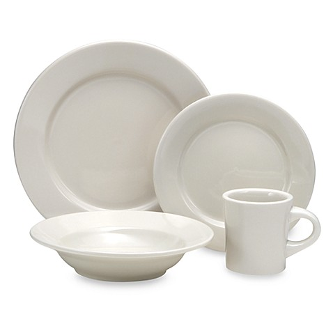 Buy Buffalo China 16 Piece Dinnerware Set From Bed Bath