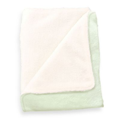 i play.® Infant Fleece Blanket - Soft Sage