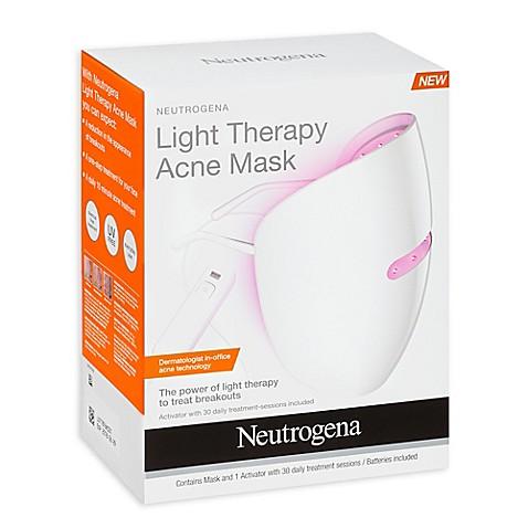 Neutrogena® Light Therapy Acne Mask