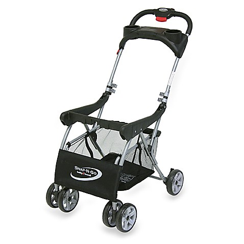 baby trend single snap 39 n go stroller bed bath beyond. Black Bedroom Furniture Sets. Home Design Ideas