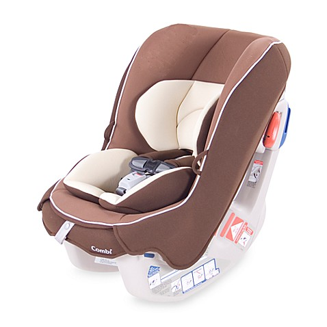 coccoro convertible car seat by combi international chestnut bed bath beyond. Black Bedroom Furniture Sets. Home Design Ideas