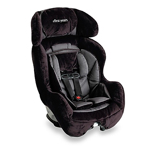 the first years by tomy true fit convertible car seat in black aurora buybuy baby. Black Bedroom Furniture Sets. Home Design Ideas