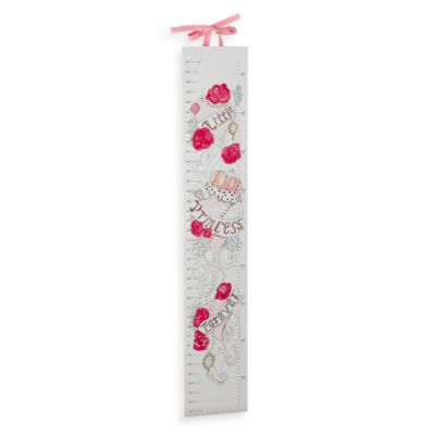 Little Princess Growth Chart by Stupell Industries