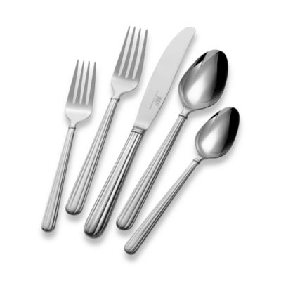 Mikasa® Italian Countryside 45-Piece Flatware Set with Caddy