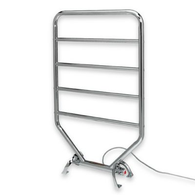 Traditional Towel Warmer and Dry Rack - Chrome