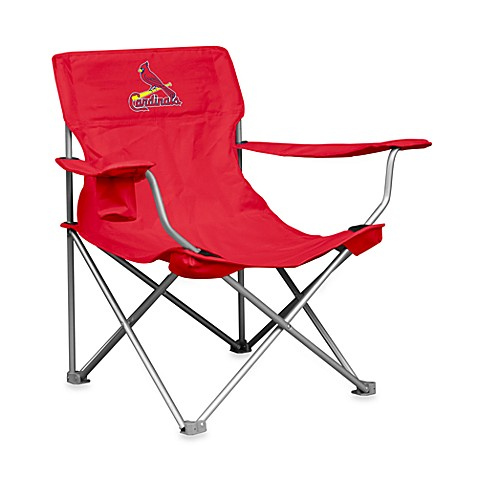 Major League Baseball St Louis Cardinals Logo Chair Bed