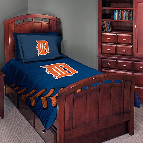 mlb bedding and room accessories detroit tigers is not available